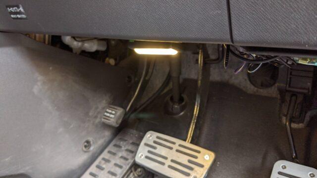 LEDフットランプ